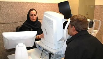 تعیین لنز